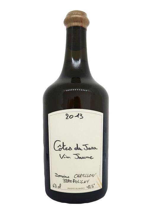A.O.C Côtes du Jura - Vin Jaune 2013