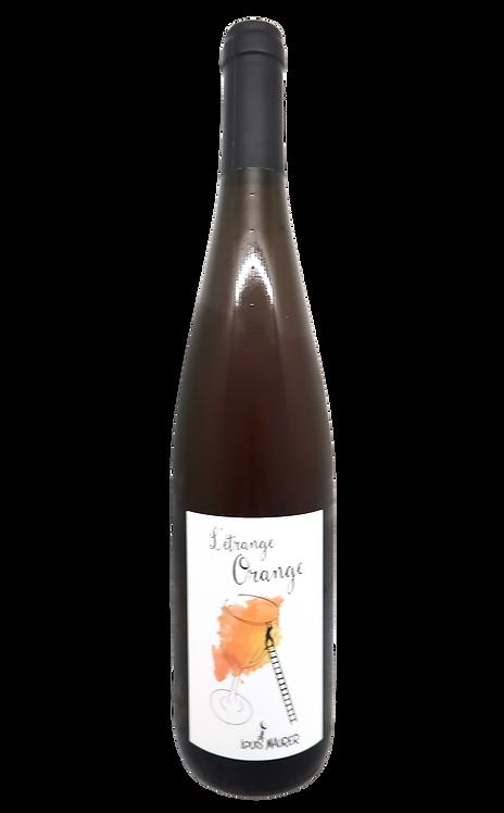 A.O.C Alsace - L'Étrange Orange