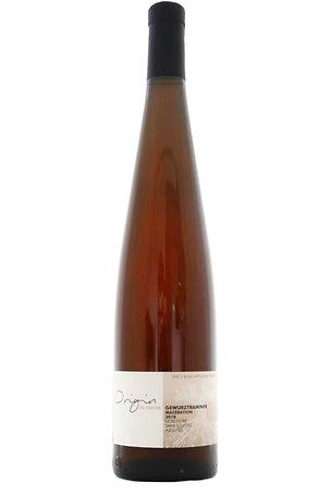 A.O.C Alsace - Origin Gewurztraminer