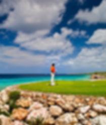 Golf, LGBT friendly, Curaçao, Travel, Gay, Lesbian, Caribbean, PinkCuraçao, gay friendly, LGBT travel guide, Santa Barbara Beach Resort, Hyatt