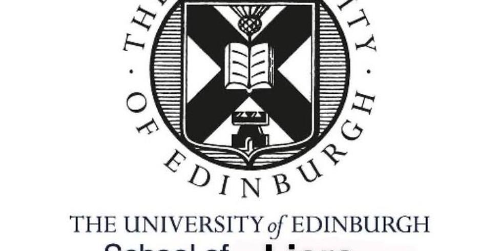Protest the University of Edinburgh