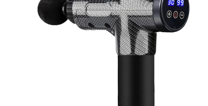 LCD Display Massage Gun Deep Muscle Massager