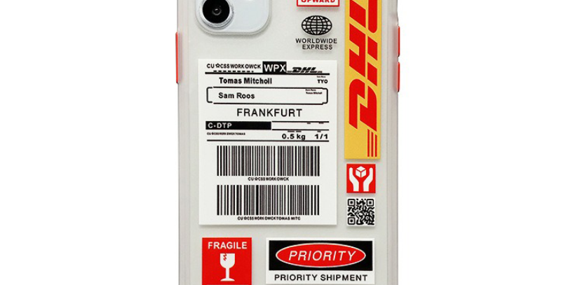 Barcode iPhone Case