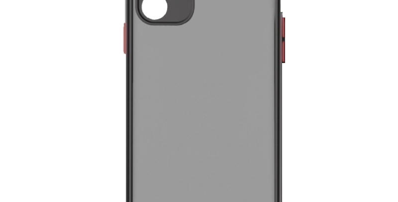 Camera Protection Bumper iPhone Case