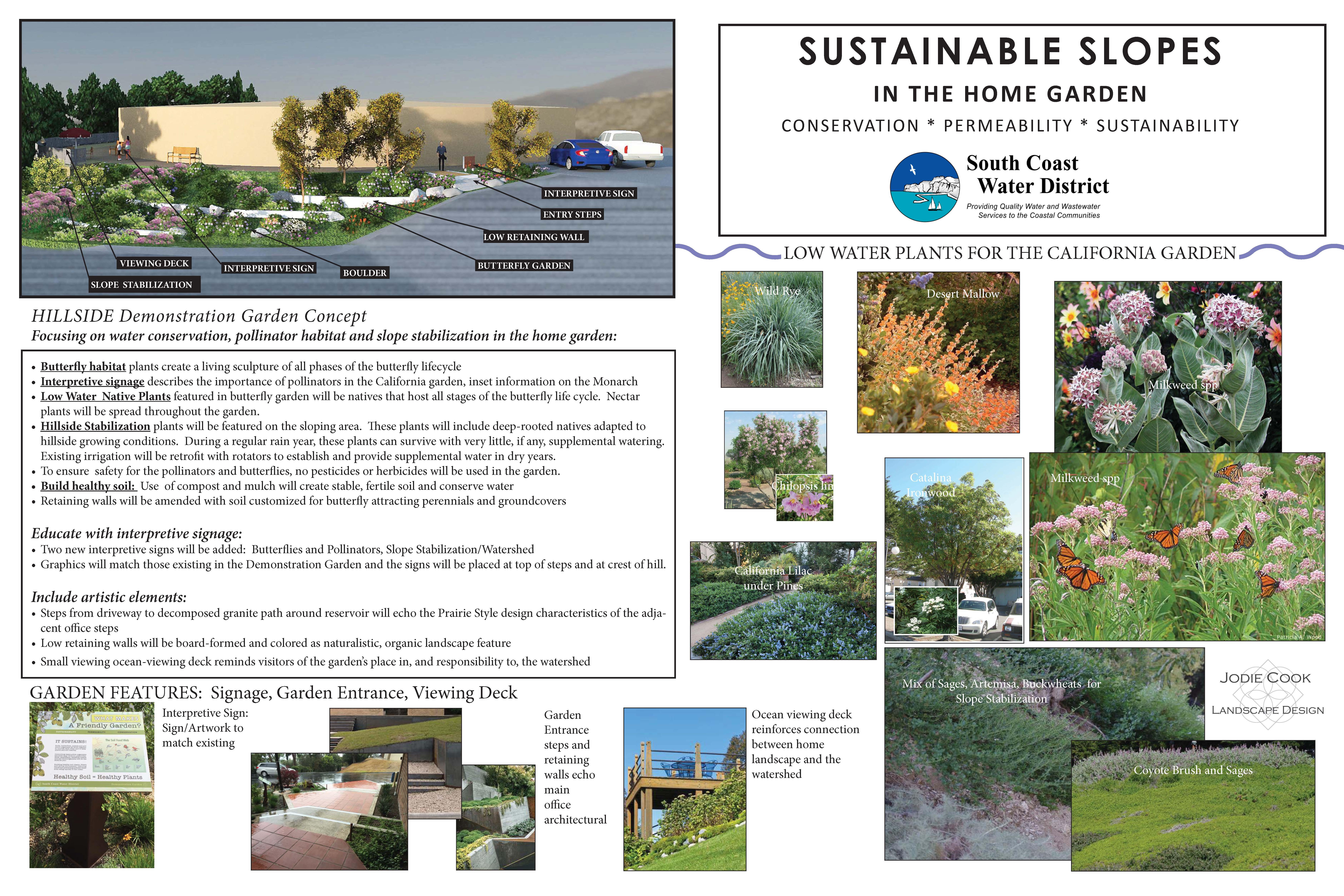 Jodie Cook Landscape Design Projects, Plans and Landscape