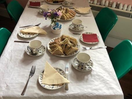Village tea party 2018