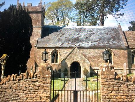 St Michael's Church, Blackford