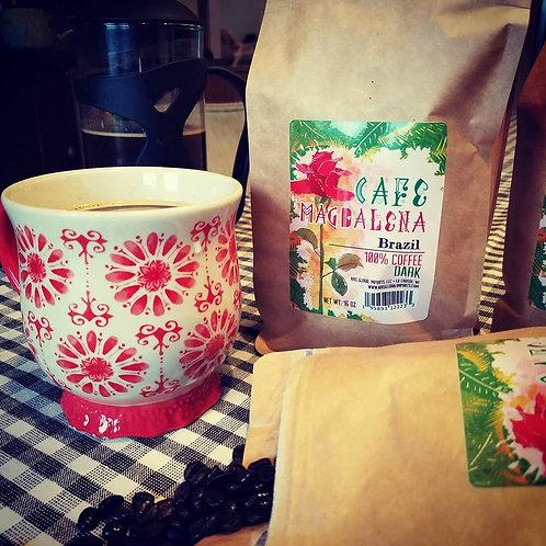 Cafè Magdalena Dark Roast Coffee