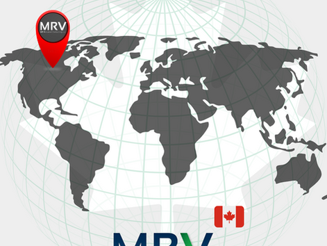 MRV Consulting Opens International Office in Canada