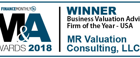 M&A Awards 2018 by Finance Monthly