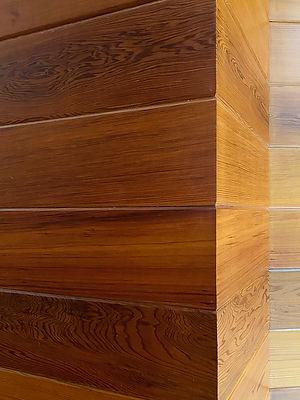 Tyler House John Lautner Wood Detail 1.j