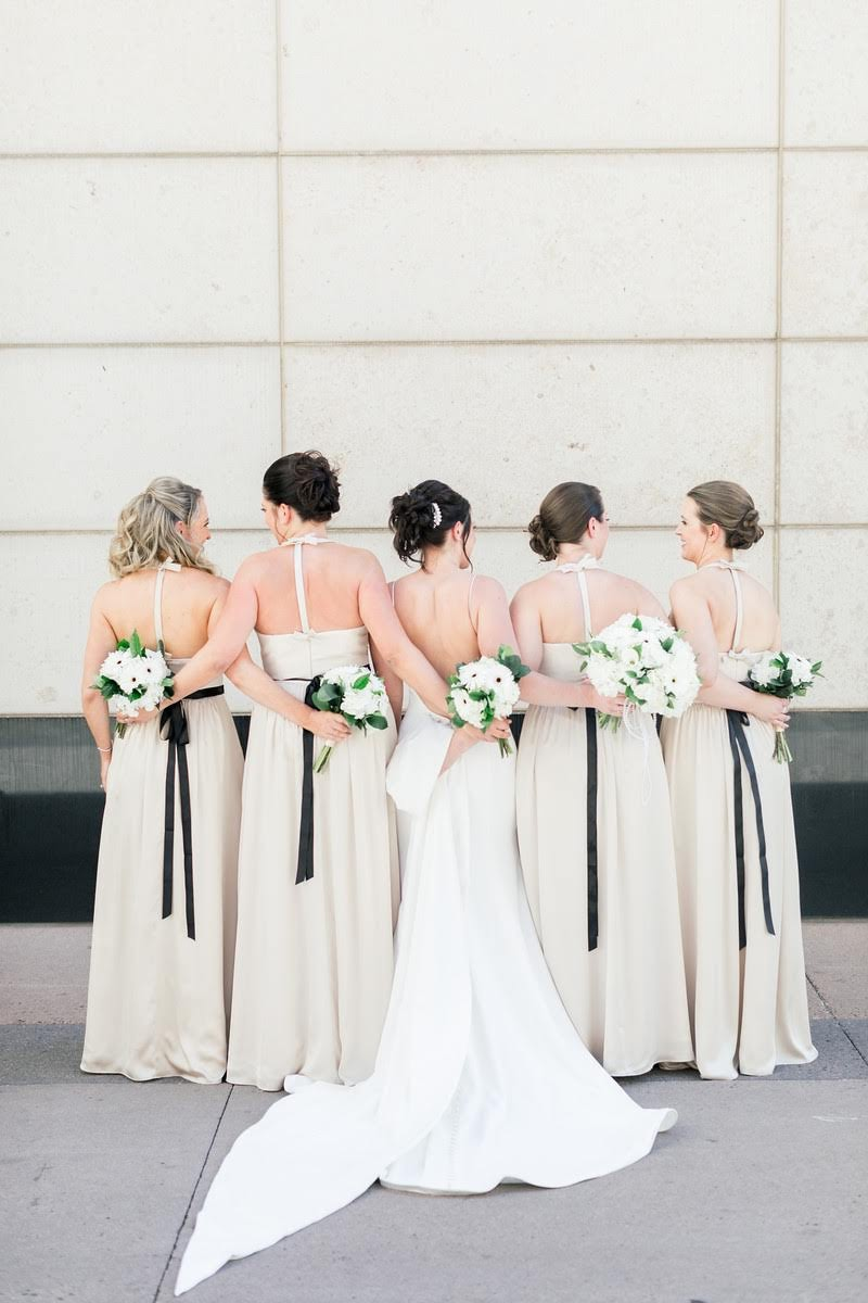 Beauty Bridal Party