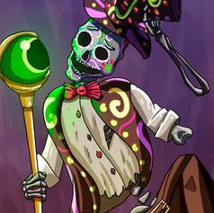 Agi Mano-Character Design