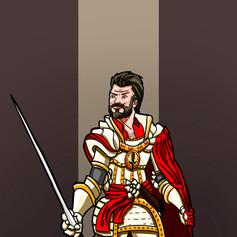 Juan- Knigth Captain