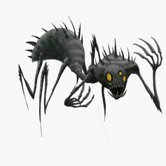 Spider monster Design