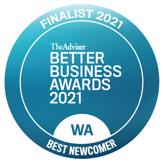 Amy Ferguson shortlisted a finalist in 2021 Better Business Awards
