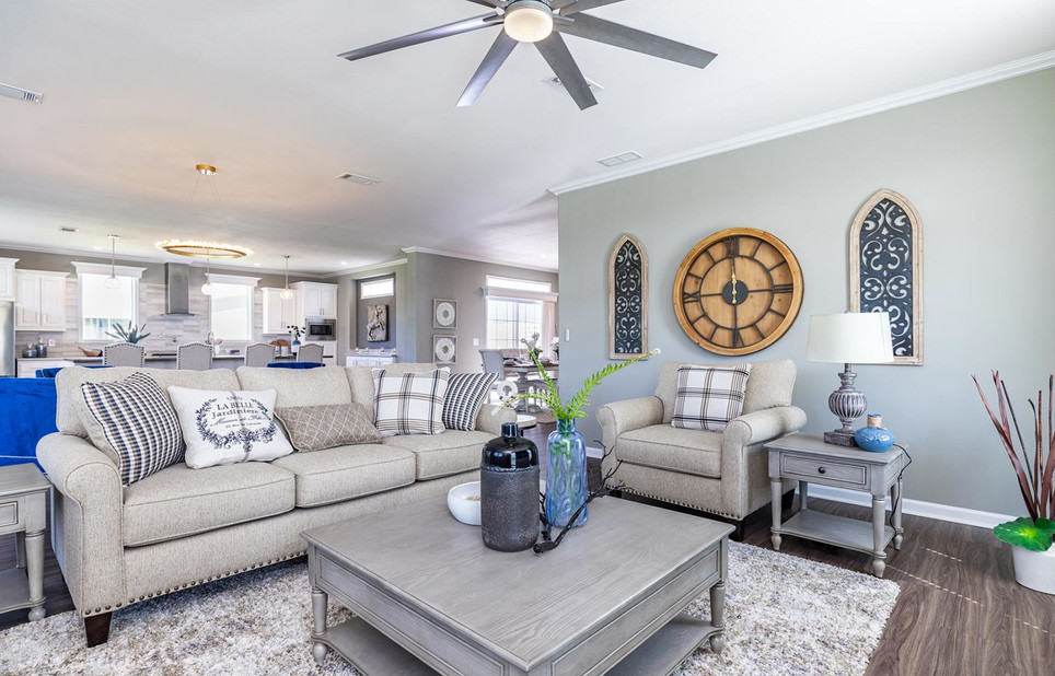 Coastal Palm Living Room model 6400