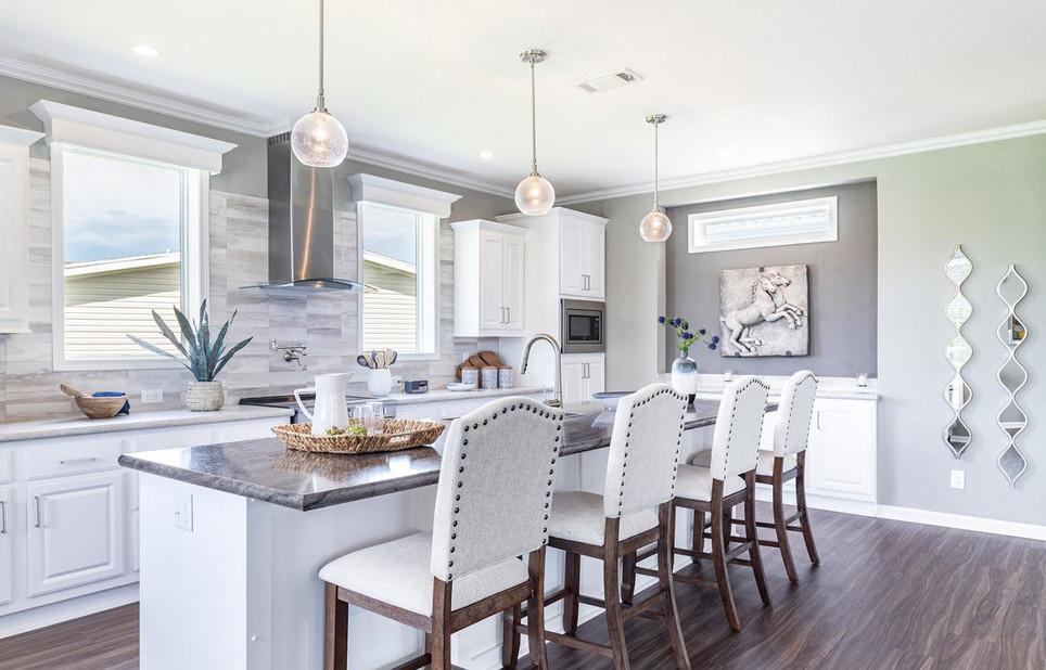 Coastal Palm Gourmet Kitchen, model 6400