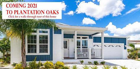 Coastal Palm 6400 model walk through video link to manufacturer, coming doon to Plantation Oaks of Ormond Beach Florida.