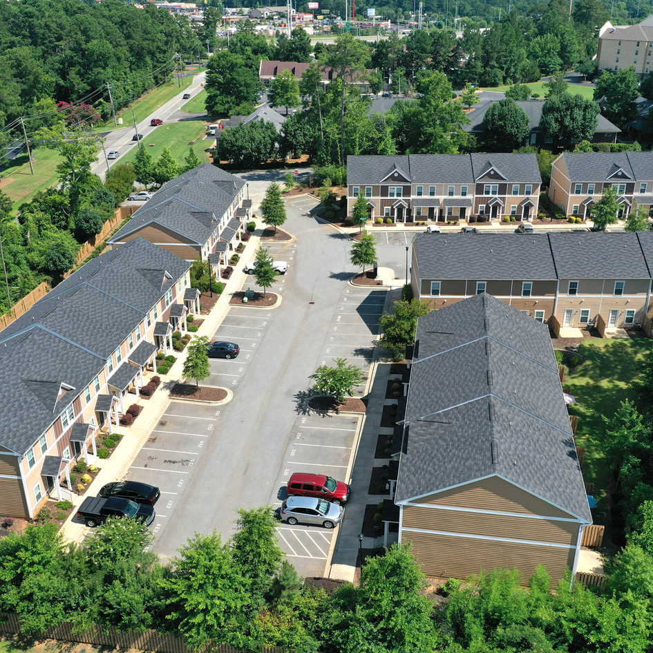 Adderman Pointe - 44-unit multi-family development located in Augusta, GA.
