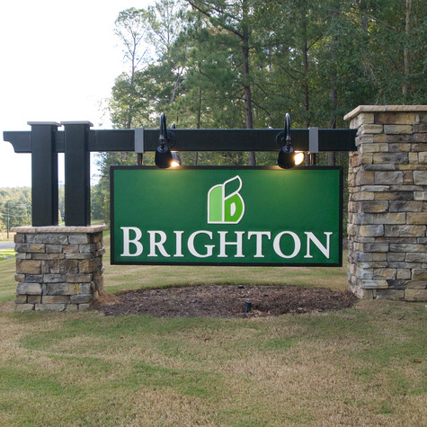 Brighton - Large mixed-use development in Grovetown, GA.