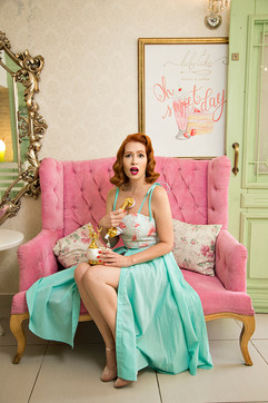 Flaviane - Pin Up - Be a Bombshell - Che