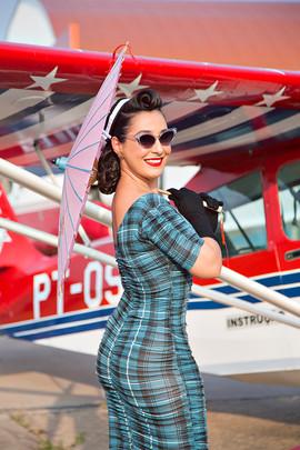 Priscila - Pinup - Be a Bombshell - Avia