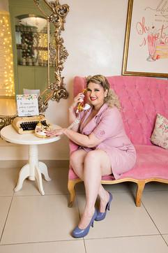 Simone - PinUp - Cheesecake - Be a Bombs
