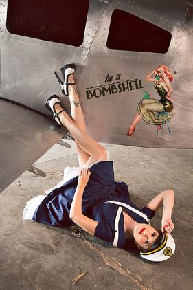 Luciana - Pinup - Be a Bombshell - Aviad