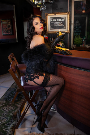 Tammy - Pin Up - Burlesque - Be a Bombsh