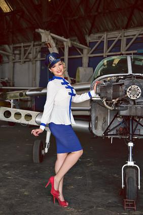 Debora - Pinup - Be a Bombshell - Aviado