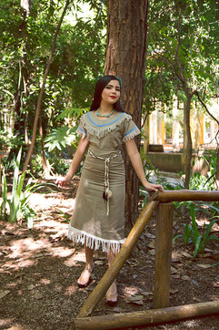 Fernanda - Pin Up - Pocahontas - Be a Bo