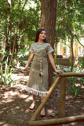 Fernanda - Pin Up - Pocahontas - Be a Bo