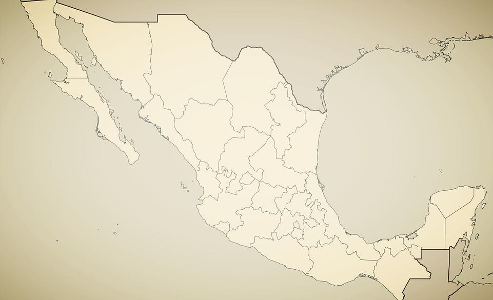 Carte du Mexique photos-tournages-solel-noirs