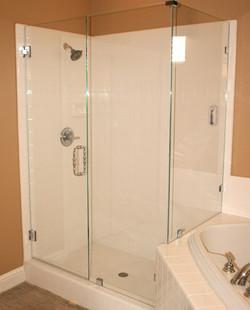Custom Swing Shower Door