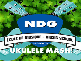 Ukulele Mash! - St. Patrick's Day Edition