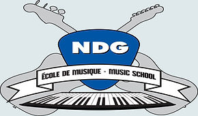 NDG Music School Logo