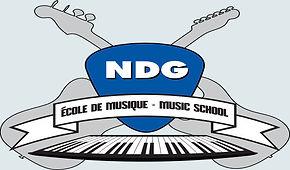 NDG Music School Logo