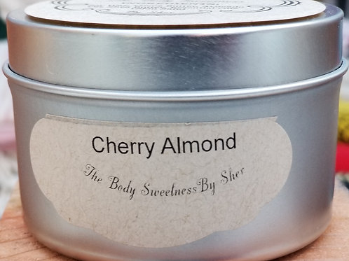 Cherry Almond Candle