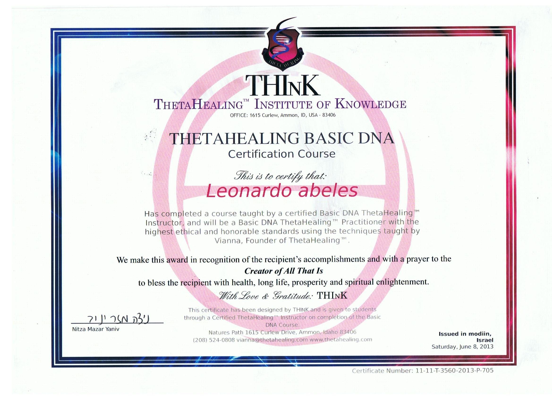 TethaHealing