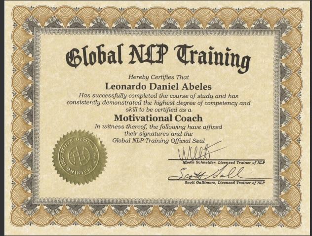 motivational coach