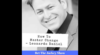 "Interview with Leonardo Daniel for the  Business Blog ""Bet the Jockey"""