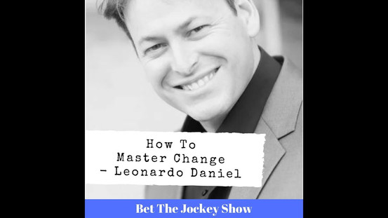 "Interview with Leonardo Daniel for the  Business Blog ""Bet the Jockey"""