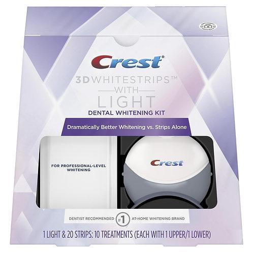 Crest 3D White Whitestrips With Light – 2020