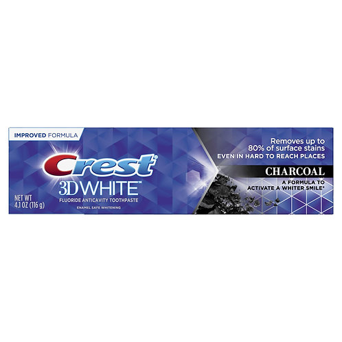 Crest 3D White Charcoal Whitening – Зубная паста