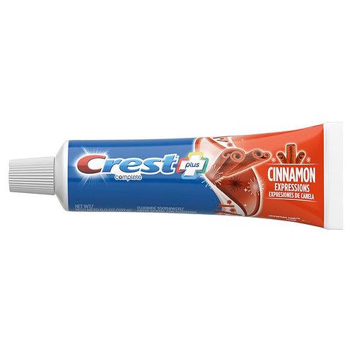 Зубная паста  Plus Complete Whitening Cinnamon Rush (корица)