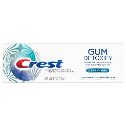 Crest Gum Detoxify Deep Clean – Зубная паста