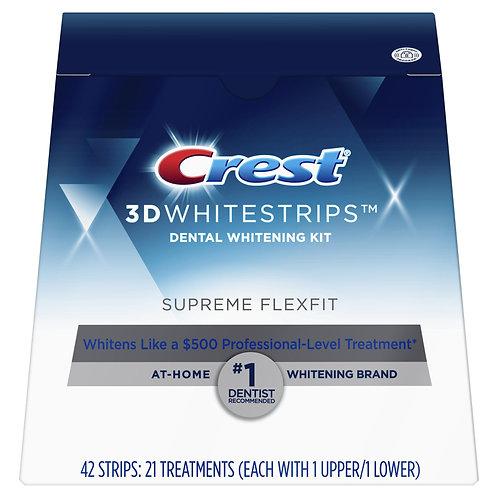 Crest 3D White Whitestrips Supreme Flexfit – 2020