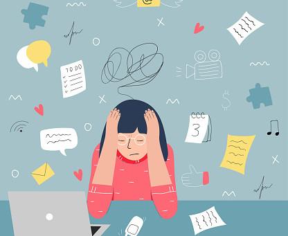 Dispersion, procrastination