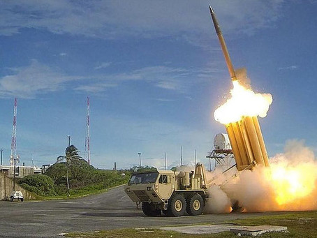 Grant Newsham - Why is the PRC so Panicky about THAAD?